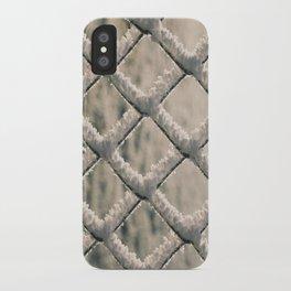 Winter (3) iPhone Case