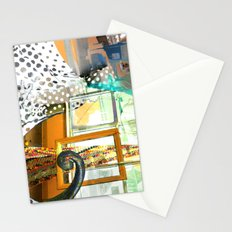 Flowing Garb Stationery Cards