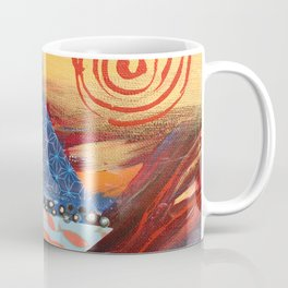 Pilgrims Journey Coffee Mug