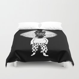 Oxydol Boy Duvet Cover