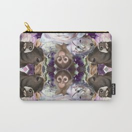 Blooming wild Carry-All Pouch