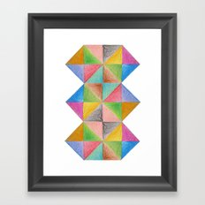 anomaly from {Make It Beautiful} Framed Art Print