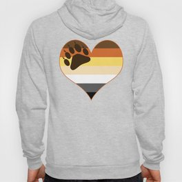 Bear Heart Paw Edition Hoody