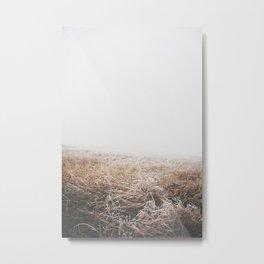 Fog City Metal Print