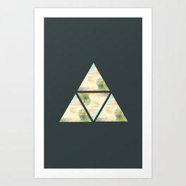 Angles I Art Print