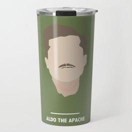 ALDO THE APACHE (Inglourious Basterds) Travel Mug