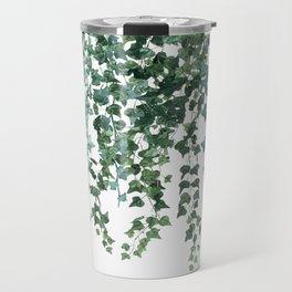 Ivy Watercolor Travel Mug
