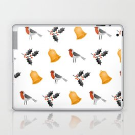 Ding Dong Merrily on High Laptop & iPad Skin