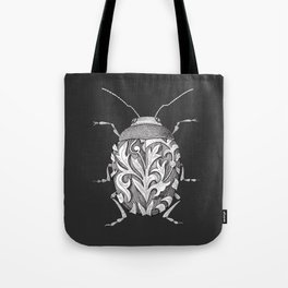 beetle_black Tote Bag