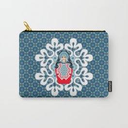 Little Matryoshka Carry-All Pouch