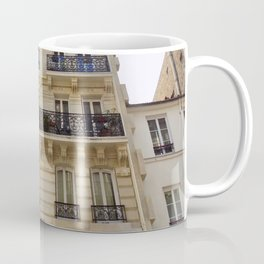 Paris France Downtown Coffee Mug