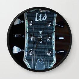 Guitare Wall Clock