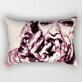 Bette Davis Rectangular Pillow