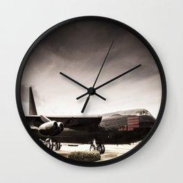 Calamity Jane  Wall Clock
