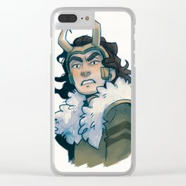 Agent of Asgard Clear iPhone Case