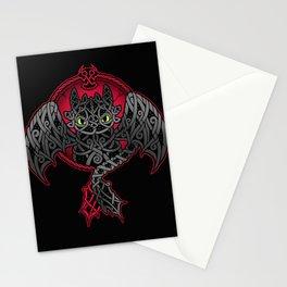 Viking Fury // Dragon, Celtic Knotwork, Norse, Night Fury Stationery Cards
