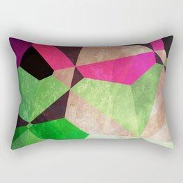 Arrogance III Rectangular Pillow