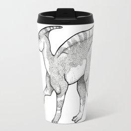 Parasaurolophus Travel Mug