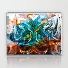 liquified time Laptop & iPad Skin