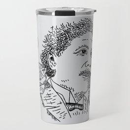 Einstein's Cat Travel Mug