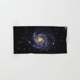 Spiral Galaxy M101 Hand & Bath Towel