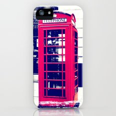 London Telephone Booth Slim Case iPhone (5, 5s)