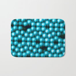 Even On An Atomic Level There Is No Perfection Bath Mat