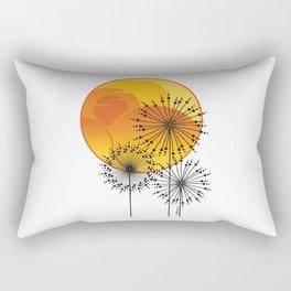 Some Nights Rectangular Pillow