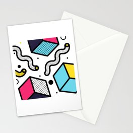 NEO MEMPHIS 02 Stationery Cards