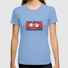 Plectrally Challenged T-shirt