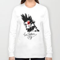 beethoven Long Sleeve T-shirts featuring Beethoven Punk by viva la revolucion