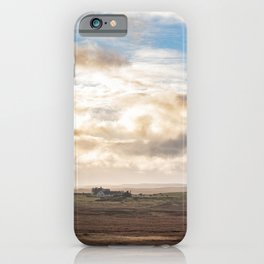 Scottish countryside landscape photography - The Highlands iPhone Case