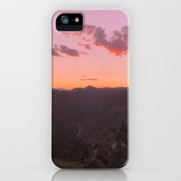 Lookout Mountain iPhone Case