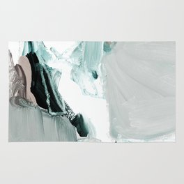 abstract painting XX Rug