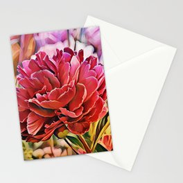 The Peony Stationery Cards