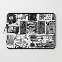 Music Boxes Laptop Sleeve
