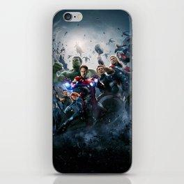 Age of Ultron iPhone Skin