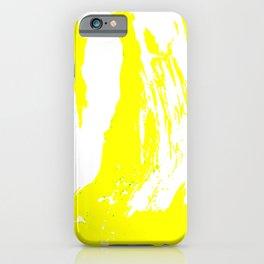 happy go lucky iPhone Case