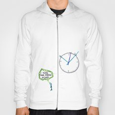 Shattered Frozen Time Hoody