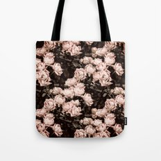 New Old Dreams - Rose Bush Pattern Tote Bag