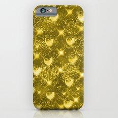 Shiny Gold Slim Case iPhone 6s