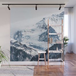 Mountains 2 Wall Mural