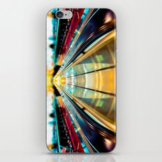 Let's Ride The Conveyor Belt To Candyland iPhone & iPod Skin