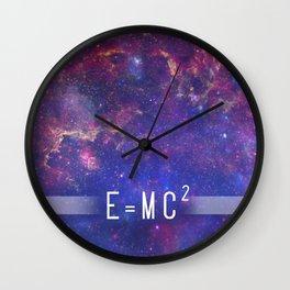 Universe Energy Wall Clock