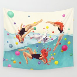 June Wall Tapestry