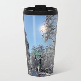 State Street Winter Wonderland Travel Mug