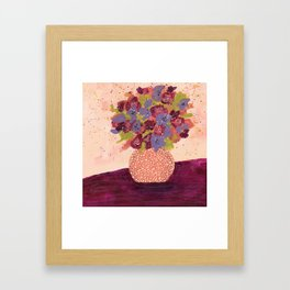 All Around You Framed Art Print