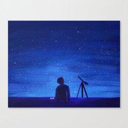 Serendipity Jimin Canvas Print