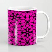 calavera Mugs featuring Calavera by jikama azpeitia