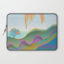 Long Hair and Hat When I was Young Laptop Sleeve